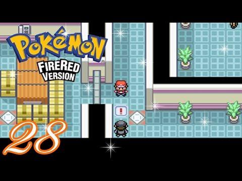 Pokemon FireRed Complete Walkthrough - Part 28: Silph Co. (11F, 5F, 2F) (HD 1080p)