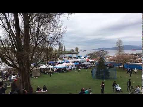 Vancouver's 4/20 rally