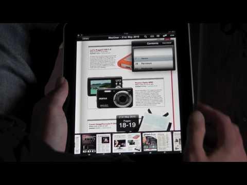 MacUser iPad App