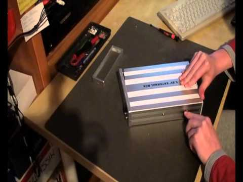 How to build an external CD/DVD drive for your laptop/netbook/PC!