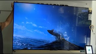 Worlds slimmest TV 2015: Full review Sony Bravia KD-65X9000C 4K Android 3D TV