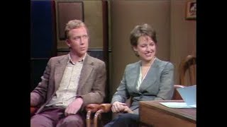 """Atomic Cafe"" Producers on Late Night, March 10, 1982"