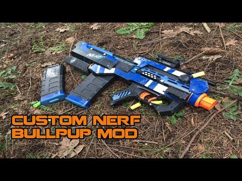 Coolest NERF Retaliator EVER. ||