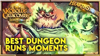 Best Dungeon Run Moments | Hearthstone