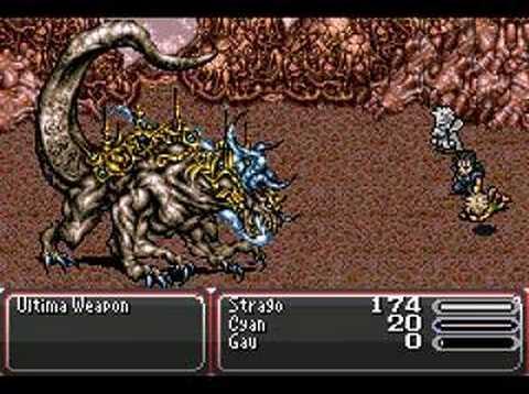 Final Fantasy VI Advance LLNM - 018 - Ultima Weapon FC