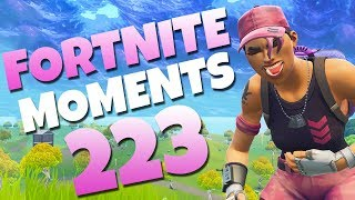 The Funniest Way To Troll Your Friend!! (kart Trick!)   Fortnite Funny Moments 223