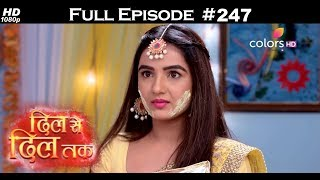 Dil Se Dil Tak - 12th January 2018 - दिल से दिल तक - Full Episode