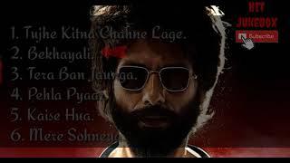 Kabir Singh Hit Songs  Ad Free   Shahid Kapoor, Kiara Advani   All Times Hit   HIt JukeBox