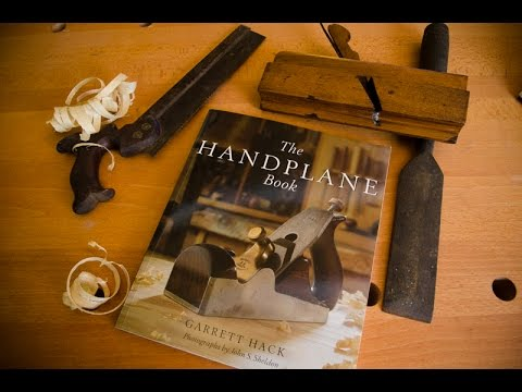 "Best Traditional Woodworking Books: ""The Handplane Book"
