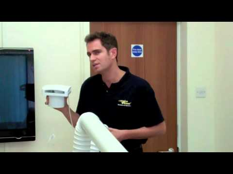 How to ventilate a bathroom with no windows