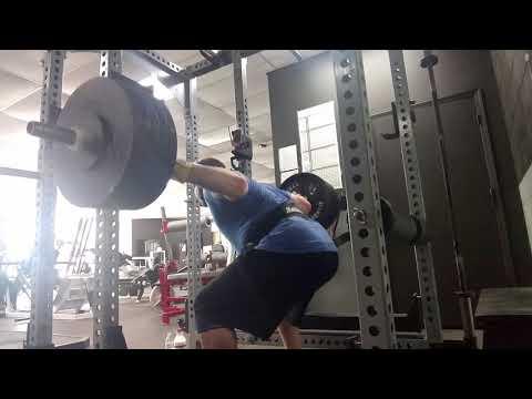 Brutal Iron Gym - Leg Tear Rehab Process (see description)