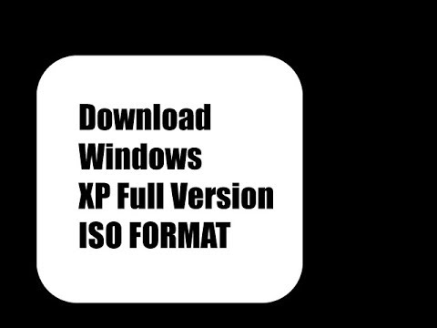 Download Windows xp Full version