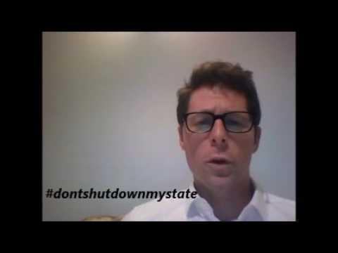 Don't Shutdown My State WV