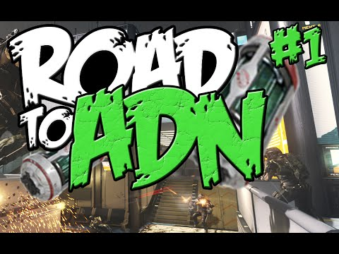 Road To ADN #1 - Call of Duty AW - PS4 - 1080 - HD