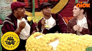 All That's Big Ear of Corn 🌽Ft. Nick Cannon, Kenan Thompson & More! | #TBT