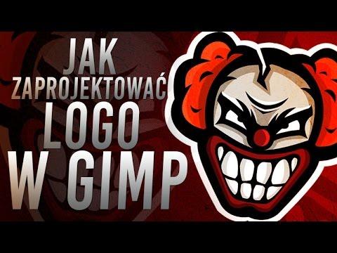 Jak zaprojektować logo/symbol gamingowe w GIMP | PORADNIK