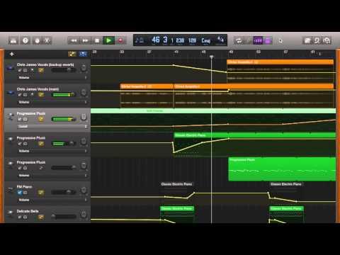 deadmau5 - The Veldt ft. Chris James COVER GarageBand 10 (INCLUDES ACAPELLA)