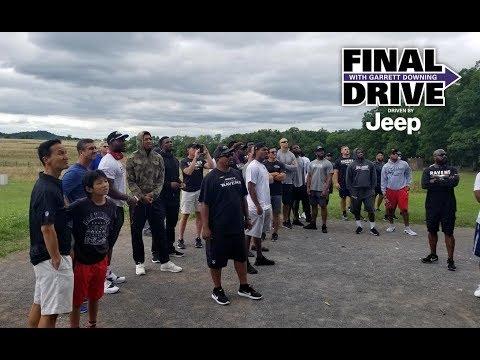 Final Drive: John Harbaugh Takes Ravens Rookies to Gettysburg