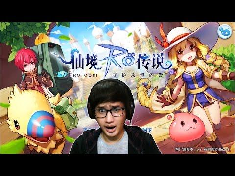 Wih... RAGNAROK!!! | Ragnarok Mobile (CN) - Indonesia | Android MMORPG