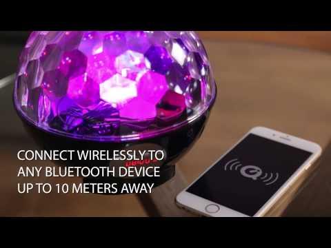 iTek Disco Ball Speaker - I58031