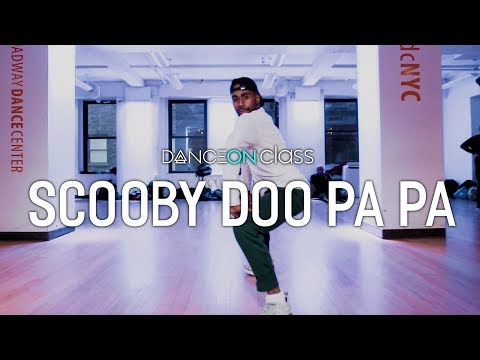 DJ Kass - Scooby Doo Pa Pa | Keenan Cooks Choreography | DanceOn Class