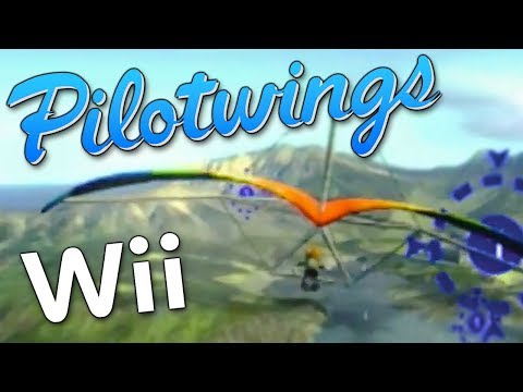 Pilotwings' Lost Open World Reboot (Nintendo Wii) - Unseen64