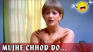 Mujhse Shaadi Karogi - Amrish Puri Catches Salman Khan With His Wife Ramaa