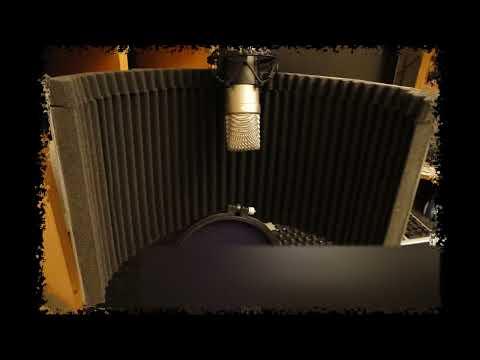 DIY: $10 Microphone GOBO - Sound Dampener Shield