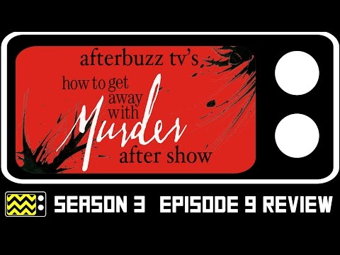 How To Get Away With Murder Season 3 Episode 9 Review & After Show | AfterBuzz TV
