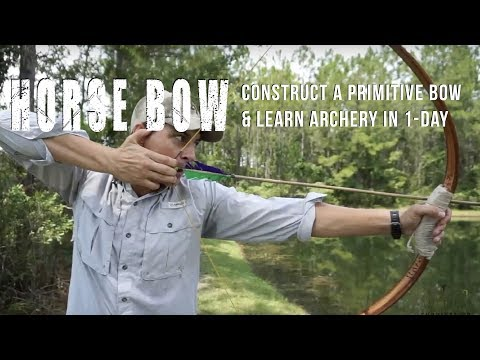 1-Day Mead Bamboo Horse Bow Course!