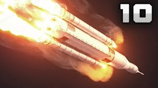 10 INCREDIBLE Space Launch Failures! [4K]