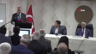 Mardin'de ilk meclis toplantısı gergin başladı