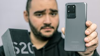 Samsung Galaxy S20 Ultra || أسبوع من الدلع مع وحش الكاميرات الجديد !!