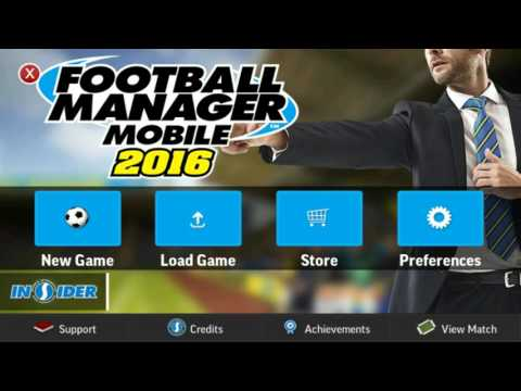 Football Manager Mobile 2016 TACTICS GUIDE!