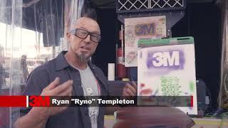 "Ryan ""ryno"" Templeton Paints Custom Hoods With 3m"