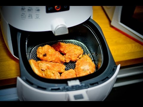 Fried Chicken Wings without oil