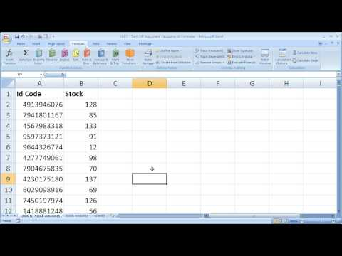 Excel Tip - Speed up Slow Workbooks   Turn Off Automatic Formula Calculation