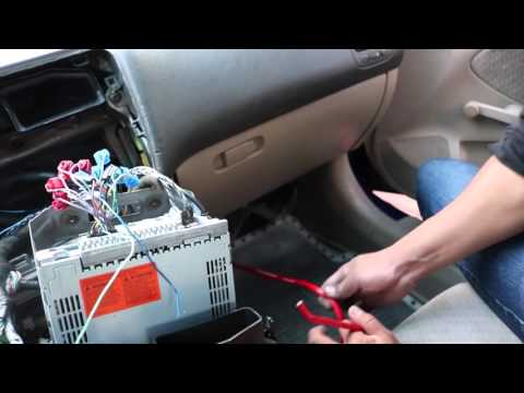 how to install car sound system (amplifier& subwoofer)