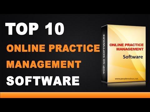 Best Online Practice Management Software - Top 10 List