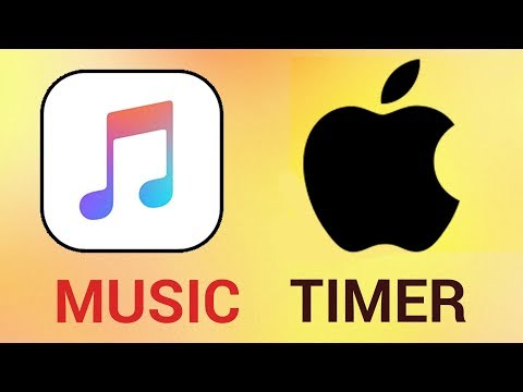 How to stop the music with a timer on iPhone and iPad