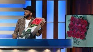 tWitch Gives Ellen Her Valentine