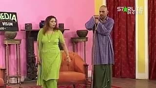 Best Of Abida Baig and Zafar Irshad New Pakistani Stage Drama Full Comedy Funny Clip