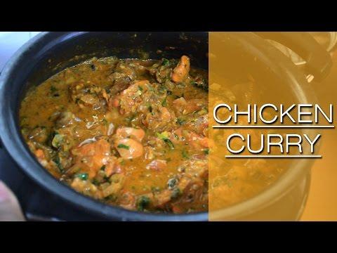 Soft Chicken Curry Recipe- Food Masala