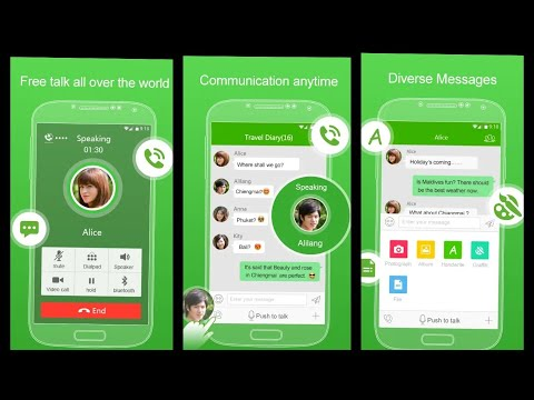 Free Call & Free MMS Instant messaging Communication Voice Talk Message Chat FreePP