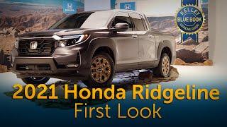2021 Honda Ridgeline | First Look