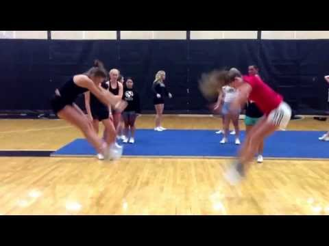 Pike Jumps- HHS Varsity Cheer (group 3)