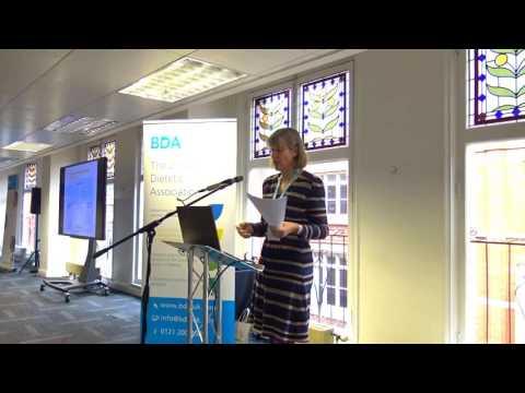 Professor Mary Hickson: Future Dietetic Workforce
