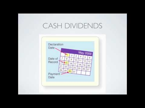 Corporations, Stockholders' Equity, and Dividends - Accounting video