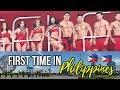 Lần đầu đến #Manila Philippines (Khu mua sắm rợp trời!!!) [ENG + VN SUBS]