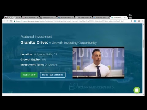 7 Websites to invest $500 to $1000 dollars into real estate today